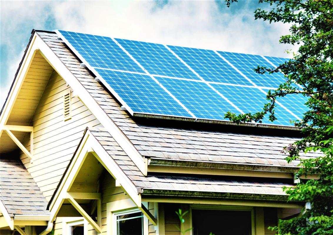 Daytime Solar Panel